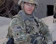 Army Specialist Mitchell K Daehling 24, was killed in action May 14, 2013 serving his country in Afghanistan.